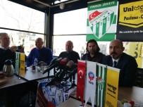 KARAGÜMRÜK - İbrahim Üzülmez Açıklaması 'Adana Demirspor Maçında Sabırlı Olmamız Gerekiyor'