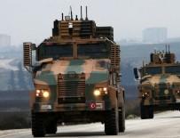 KOMANDO - İdlib'deki gözlem noktalarına komando takviyesi