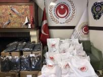 SARIYER - İstanbul'da Emekli Polislerden Elazığ'a Yardım