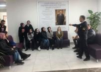 UZMAN ÇAVUŞ - Jandarmadan Öğrencilere Tanıtım