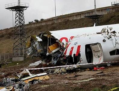 Uçak kazasında yardımcı pilot ifade verdi!