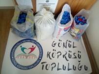 OMURİLİK FELÇLİLERİ - KMÜ Öğrencilerinden TOFD'ye Destek