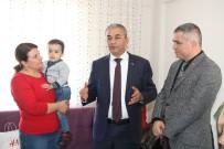 EL EMEĞİ GÖZ NURU - Koçarlı Belediye Başkanı Nedim Kaplan'dan Üreten Kadınlara Tam Destek