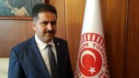KAÇıŞ - Milletvekili Fırat'tan Kahta Belediyesiyle İlgili Açıklama