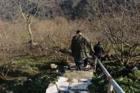 YABANCI TURİST - (Özel) Sakarya'nın Saklı Cenneti Olan Doğançay Şelalesine Gelen 100 Kişiden 80'İ Geri Dönüyor