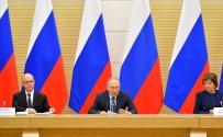 ANAYASA KOMİSYONU - Putin, Yeni Anayasa Çalışma Grubuyla Toplantı Yaptı