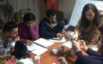 İŞARET DİLİ - Tarsus'ta İşitme Engelli Gençlere EKPPS Kursu