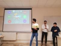 KARABÜK ÜNİVERSİTESİ - TÜSİAD, KBÜ'lü Öğrencilerin Projelerinde 'İş Var' Dedi