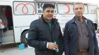 MEHMET KARACA - Yılda 4 Defa Kızılay'a Kan Bağışında Bulunuyor