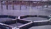 1 Kişinin Öldüğü Tekne Kazası Kamerada