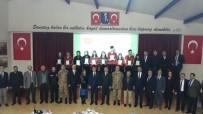 MEHMETÇIK - 10 Bin Lirayı TSK'ya Bağışlayan Lise Öğrencileri Madalya Ve Beratla Ödüllendirildi