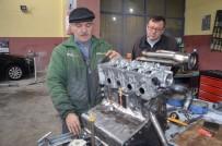 UZUN ÖMÜR - 1978 Yılında LPG'yi İlk Kez Otomobilde Denemişti Şimdide Motor Tasarladı