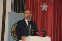 ADALET BAKANI - Adalet Bakanı Gül Açıklaması 'Hukuku Paspas Gibi Çiğneyenlere Cevap Olarak Hakkı Ve Hukuku Yücelteceğiz'