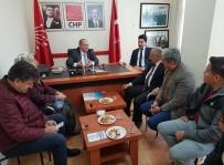 SİYASİ PARTİLER - AK Parti'den CHP'ye Ziyaret
