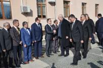 NUMAN KURTULMUŞ - AK Parti'li Kurtulmuş Açıklaması 'Soruşturma Sonucunda Mahkeme Kararını Verecektir'