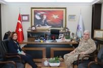 Albay Başkök'ten Başkan Köse'ye Ziyaret