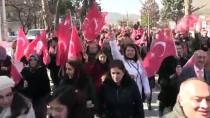 ÇIĞ ALTINDA - Amasya'da 'Ferhat İle Şirin Festivali' Başladı