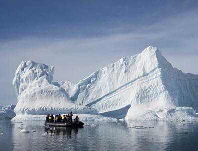 Antarktika'da sıcaklık rekoru