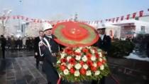 KURTULUŞ SAVAŞı - Atatürk'ün Malatya'ya Gelişinin 89. Yıl Dönümü Törenle Kutlandı