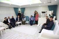 FIRAT KALKANI - Başkan Bıyık, El Bab Şehidinin Ailesini Unutmadı