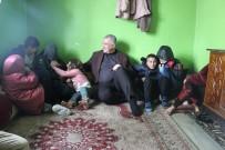 SOSYAL YARDIM - Başkan Turanlı, Mağdur Aileye Yardım Elini Uzattı