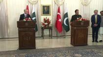ULAŞTIRMA VE ALTYAPI BAKANI - Cumhurbaşkanı Erdoğan, Pakistan Başbakanı Han İle Ortak Basın Toplantısında Konuştu Açıklaması