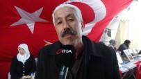 ERMENI - Diyarbakır'da Evlat Nöbetindeki Ailelerin Direnişi Büyüyor