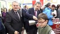 YAVUZ SULTAN SELİM - Edirne'deki Okullarda Öğrencilere Tarhana Çorbası İkramı