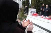 El Bab Şehidi Şehit Oluşunun 3. Yılında Mezarı Başında Anıldı