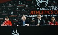 Fatih Çintimar Açıklaması 'Seyircilerimize Atletizm Şöleni Sunacağız'