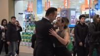DANS GÖSTERİSİ - Forum Çamlık AVM'de Aşkın Dansı Tango Gösterisi