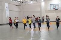 GENÇLİK VE SPOR BAKANLIĞI - Geleceğin Sporcularının Seçileceği Proje Samsun'da Başladı