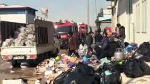 MOBİLYA - GÜNCELLEME - Gaziantep'te Boya Ve Tiner Atölyesinde Yangın