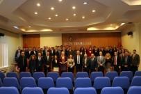 ADALET KOMİSYONU - Hakim Ve Savcı Adaylarına 'Duygu Yönetimi' Semineri