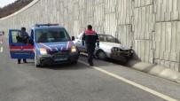 İBRAHIM YıLMAZ - Hastaneye Giderken Kazada Can Verdi