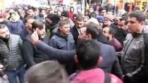 İçişleri Bakanı Soylu, Elazığ'da Esnafı Ziyaret Etti