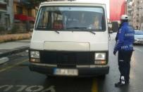 GÜZERGAH - Manisa'da Kuralsız Taşımacılığa Geçit Yok