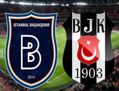 Başakşehir, Beşiktaş'ı mağlup etti!