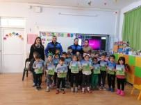 ÇAĞRI MERKEZİ - Polisten Öğretmen Ve Öğrencilere Bilgilendirme Semineri