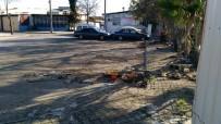 FETHIYE BELEDIYESI - Sanayi Sitesinde Görüntü Ve Çevre Kirliliğinin Önleme Çalışmaları