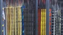 KÜLTÜR SANAT - Sanayici Çiftin Fabrikasında Üretilen Raflar 74 Ülkede Kullanılıyor