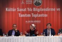 KÜLTÜR SANAT - Sancaktepe Belediyesi 'Ömer Seyfettin Kültür Sanat Yılı'Nın Tanıtımını Yaptı