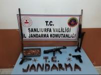 MERMİ - Şanlıurfa'da Silah Kaçakçılığı Operasyonu Açıklaması 3 Gözaltı