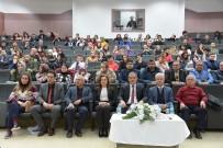 TıP FAKÜLTESI - Selçuk'ta 'Ödüllü Sigara Bırakma' Etkinliği Bilgilendirme Toplantısı Yapıldı
