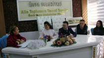 UZMAN ÇAVUŞ - Sevgililer Günü'nde Evlenen Uzman Çavuş, Nikahına Üniformasıyla Katıldı