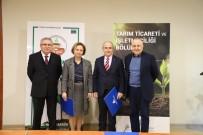 YEDITEPE ÜNIVERSITESI - Tarımda Devrim Oluşturacak Protokol İmzalandı