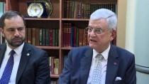 GÜNEY KIBRIS RUM KESİMİ - TBMM Dışişleri Komisyonu Başkanı Bozkır Washington'da Temaslarını Değerlendirdi Açıklaması