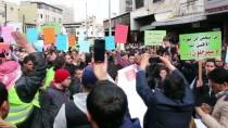 ENERJI BAKANı - Ürdün'de Trump'ın Sözde Barış Planı Ve İsrail'den Doğal Gaz İthalatı Protesto Edildi