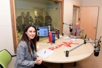 ANADOLU ÜNIVERSITESI - Vali Çakacak, Radyo A'ya Konuk Oldu