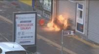 ŞÜPHELİ PAKET - Van'da Şüpheli Çanta Alarmı